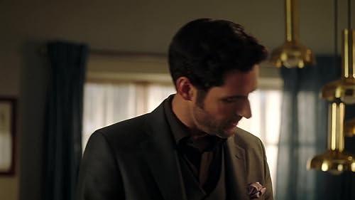 Lucifer: Lucifer Gives Chloe's Child Money For Her Swear Jar