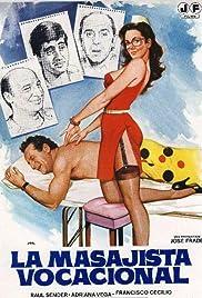 La masajista vocacional Poster