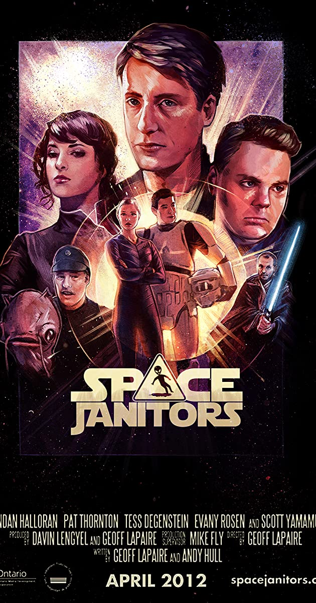Space Janitors (TV Series 2012– ) - IMDb
