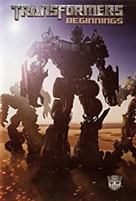 Primary photo for Transformers: Beginnings