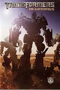 Watch online international movies Transformers: Beginnings USA [720