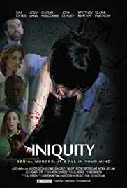 Iniquity Poster