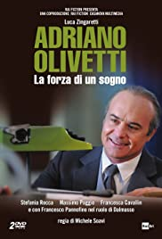Adriano Olivetti: La forza di un sogno Poster