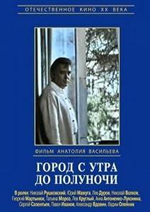 Watching mp4 movies Gorod s utra do polunochi by none [720x400]