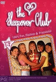 Rachel Watson, Emanuelle Bains, Morgan Griffin, Katie Nazer-Hennings, and Monique Williams in The Sleepover Club (2003)