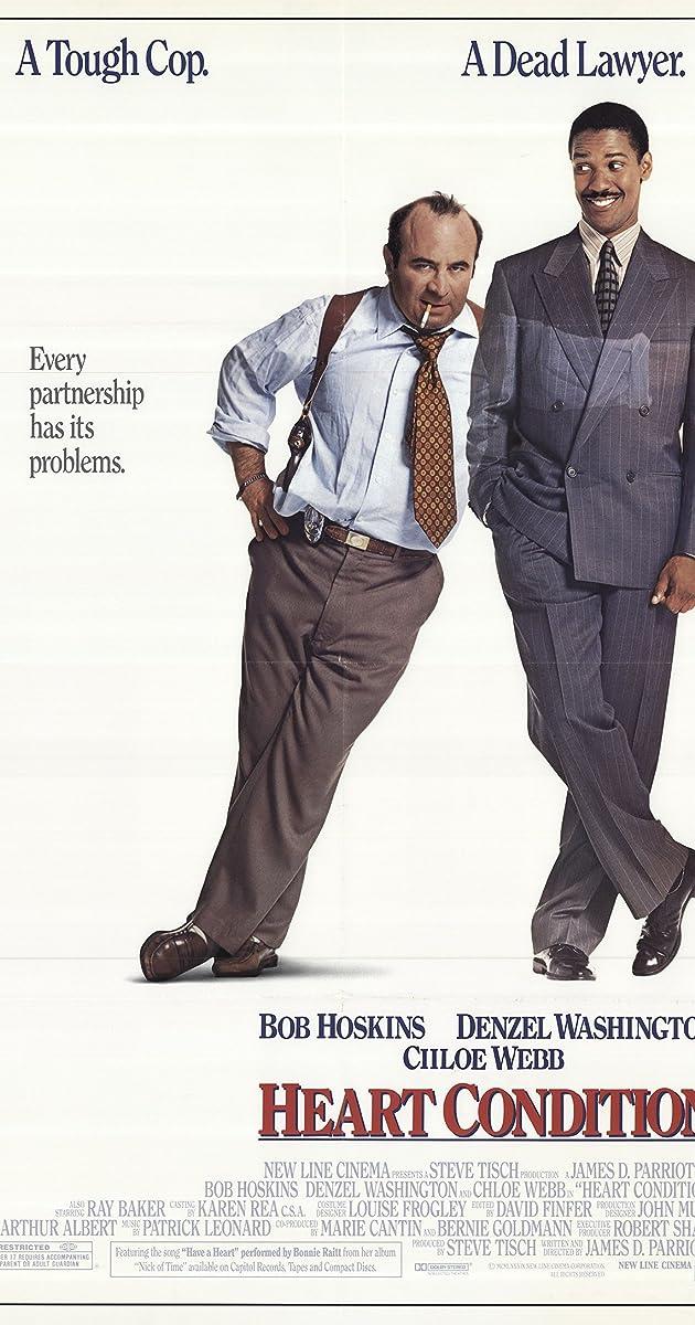 Heart Condition (1990) - News - IMDb