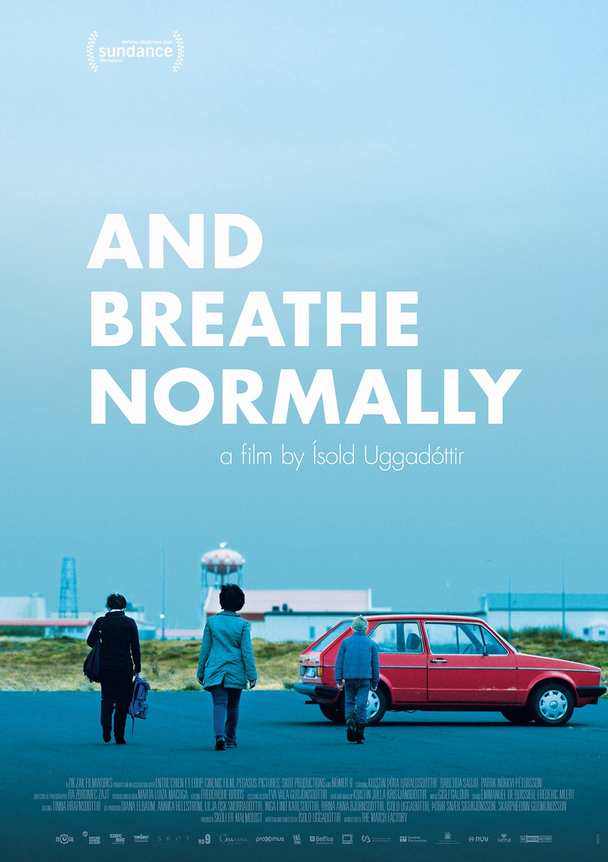 And Breathe Normally (2018) WEBRip 720p
