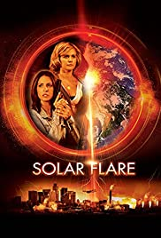 Solar Flare Poster
