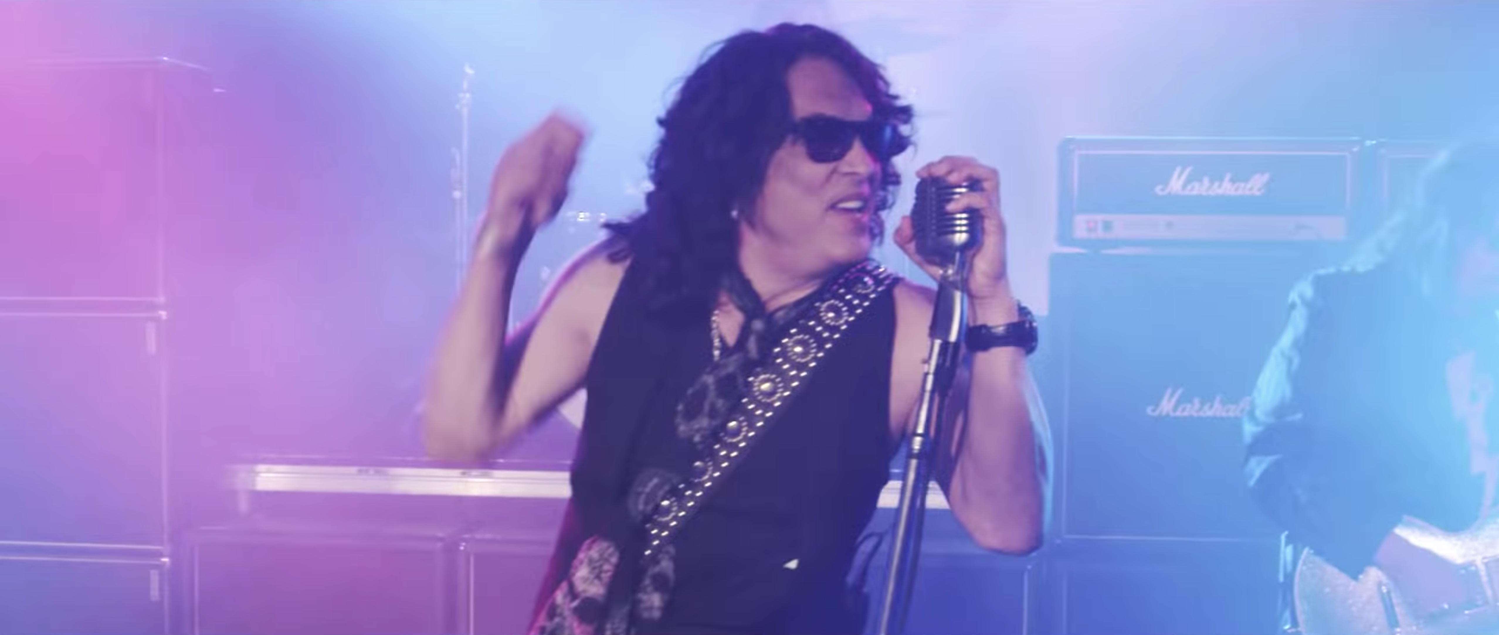 Paul Stanley in Ace Frehley feat. Paul Stanley: Fire and Water (2016)