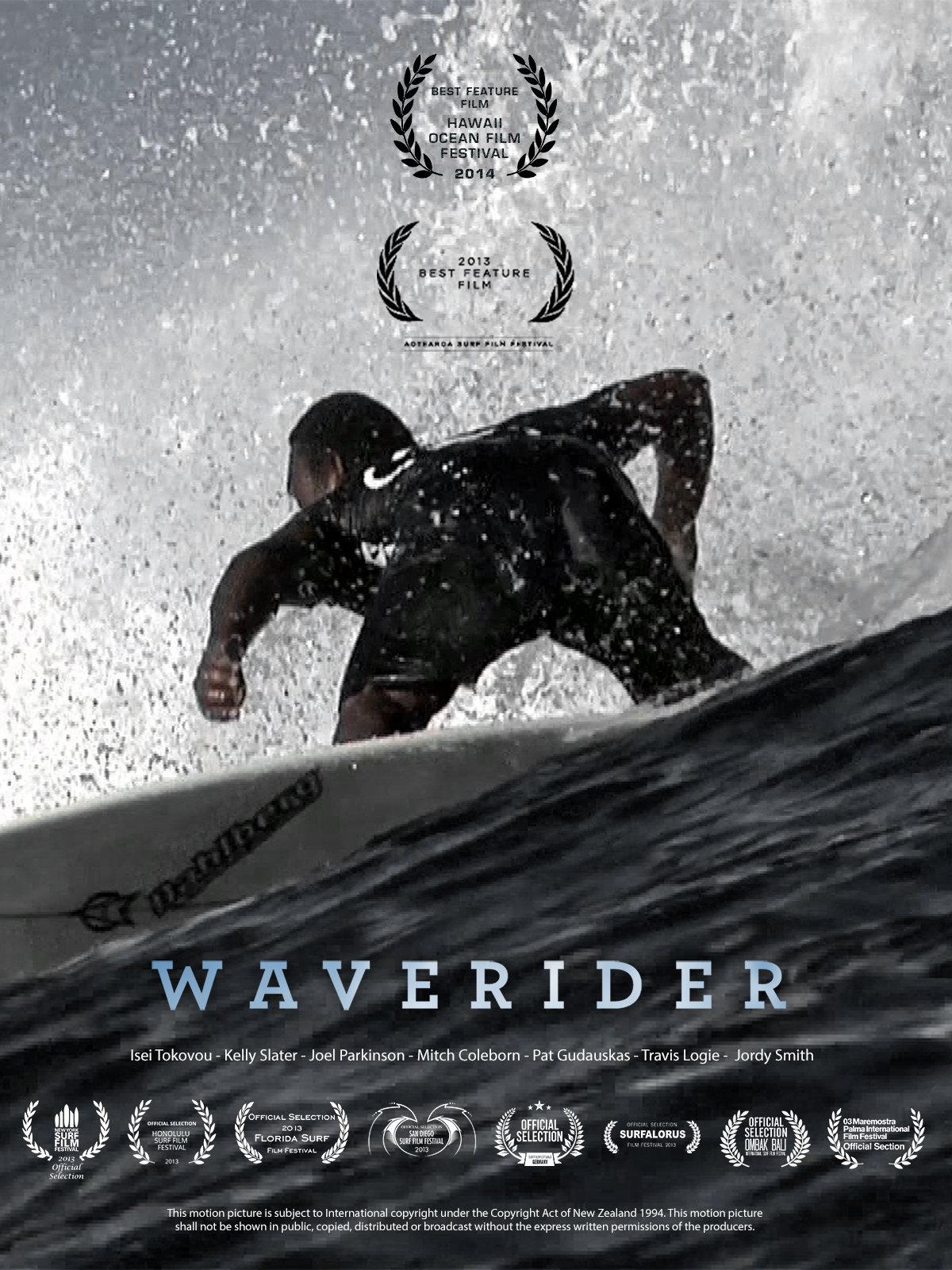 Waverider on FREECABLE TV