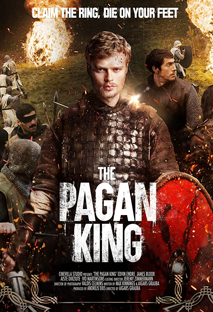 The Pagan King (2018) Streaming vf