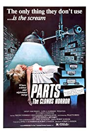 The Clonus Horror Poster