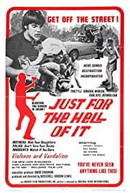 Just for the Hell of It (1968) Poster - Movie Forum, Cast, Reviews