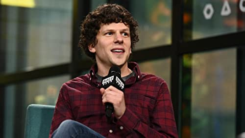 BUILD: Jesse Eisenberg Thinks the Writers Behind 'Zombieland' Are So Special