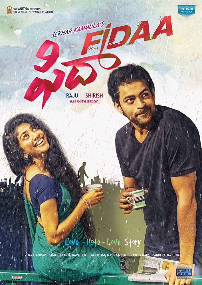 Fidaa (2018) 720p Hindi Dubbed WEBHD x264 AAC 900MB