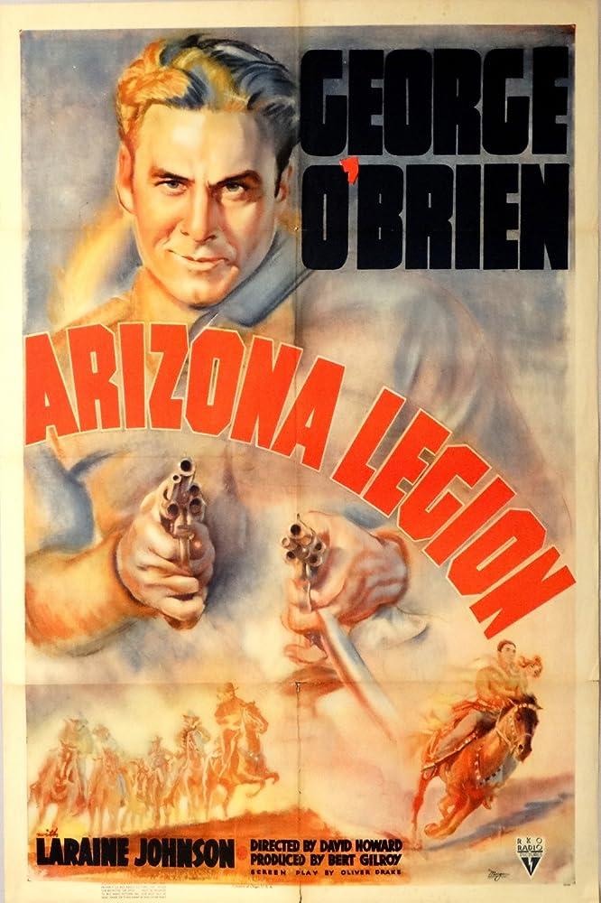 George O'Brien in Arizona Legion (1939)