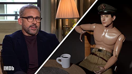What Steve Carell Loved Most About Being a 'Welcome to Marwen' Doll