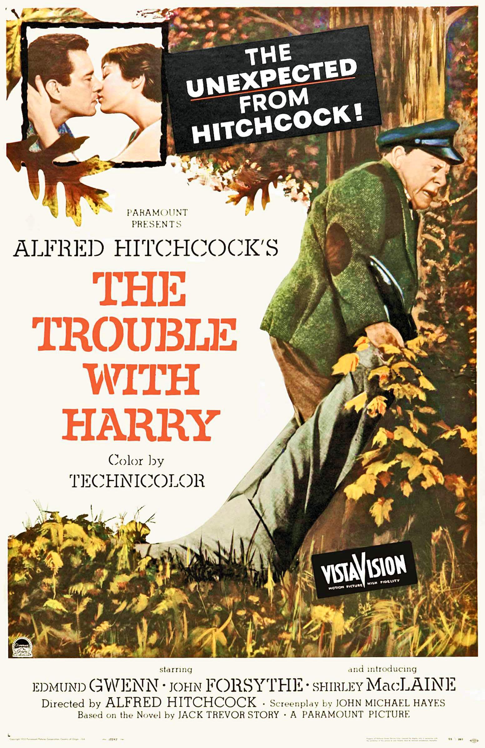 The Trouble with Harry (1955) - IMDb