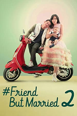 Where to stream #FriendButMarried 2