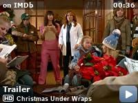 Christmas Under Wraps Cast.Christmas Under Wraps Tv Movie 2014 Imdb