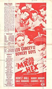 Watch hollywood hot movie Mr. Hex by William Beaudine [480x854]