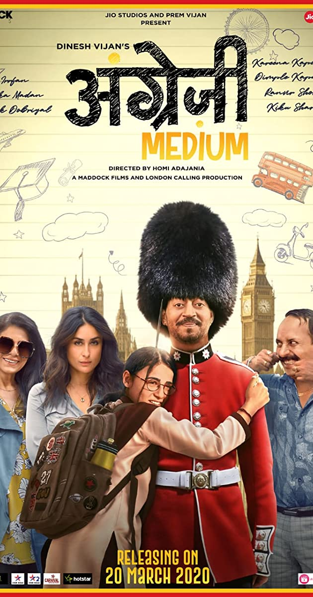 watch hindi medium full movie free online