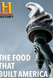 The Food That Built America Poster