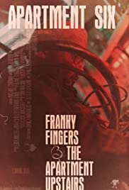 Franky Fingers & The Apartment Upstairs Poster