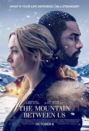 The Mountain Between Us Film Poster