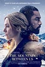 Primary image for The Mountain Between Us