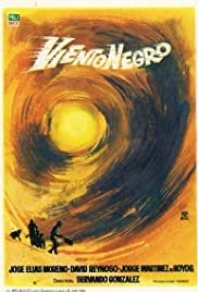 Viento negro (1965) Poster - Movie Forum, Cast, Reviews