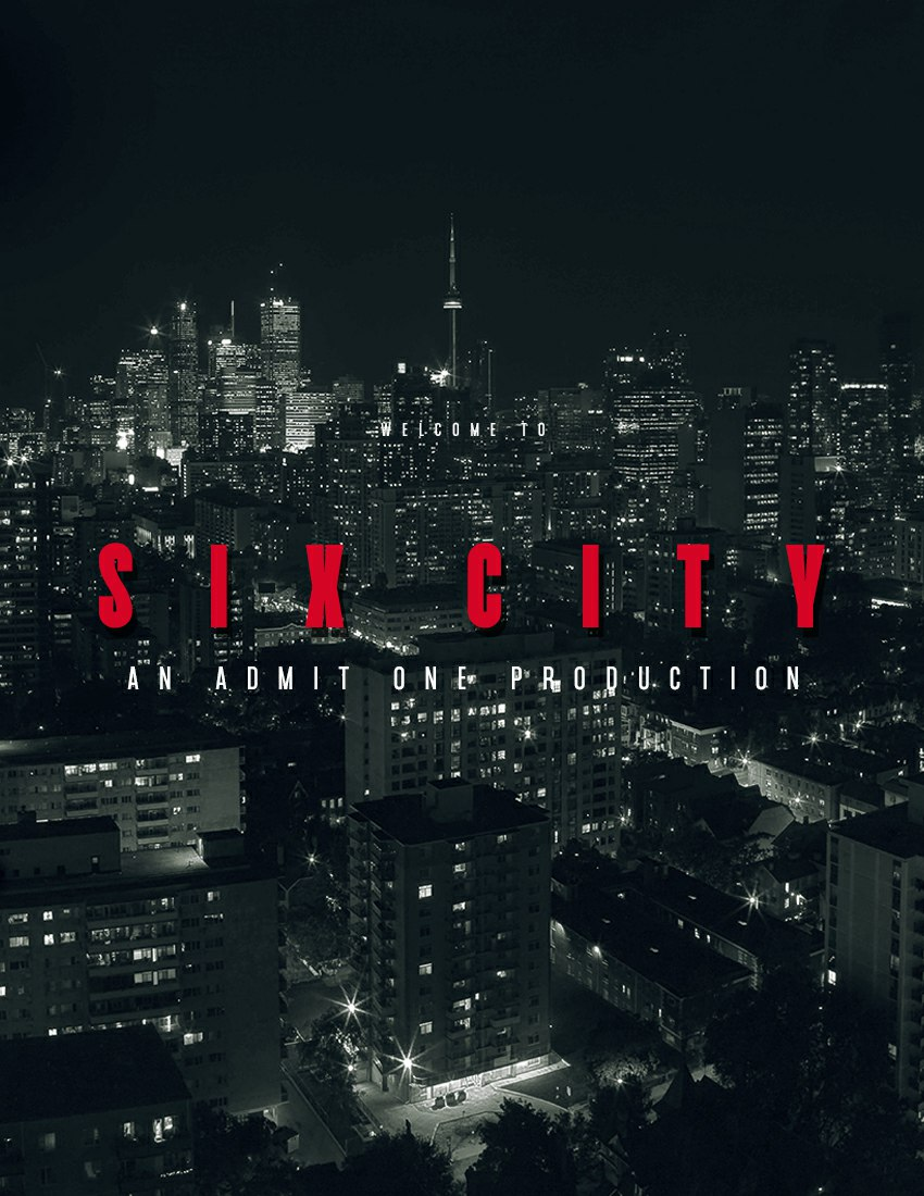 Six City (TV Mini-Series) - IMDb