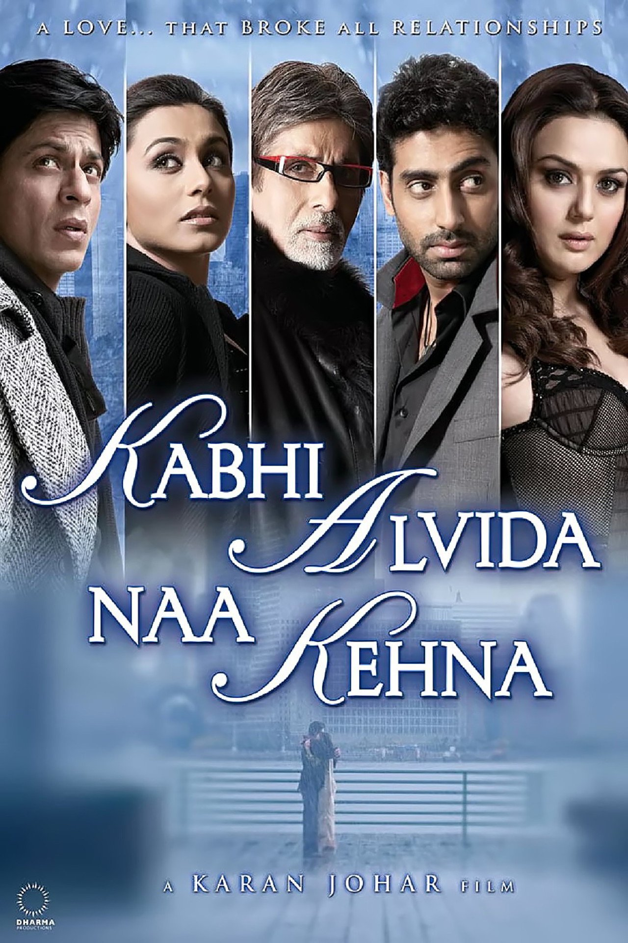 Kabhi Alvida Naa Kehna (2006) Ssrmovies Full Movie Download HD
