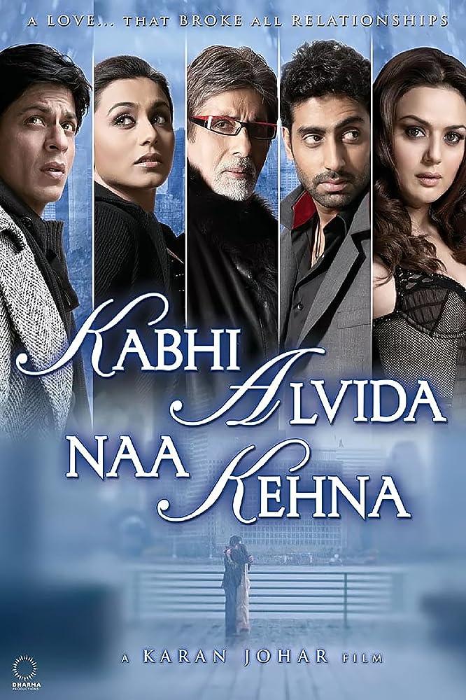Kabhi Alvida Naa Kehna (2006) Hindi 720p | 480p BRRip x264 AAC