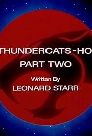 ThunderCats - HO! Part 2 Poster