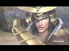 Samurai Warriors 4 (VG)