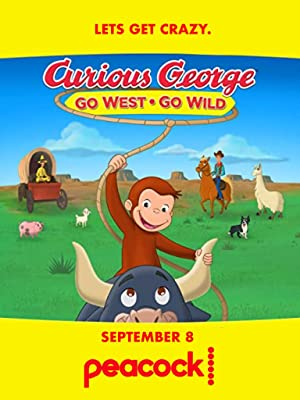 Where to stream Curious George: Go West, Go Wild