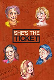 She's the Ticket Poster