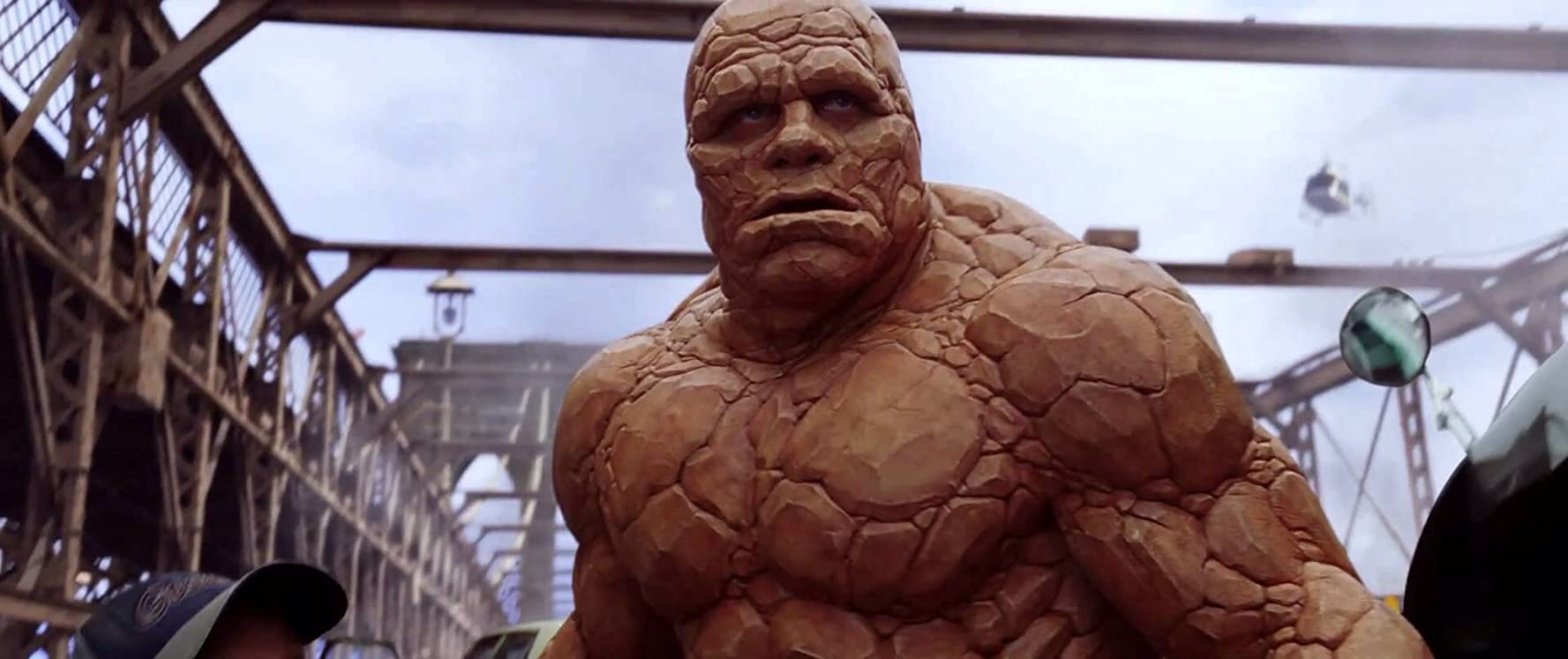 Michael Chiklis in Fantastic Four 2005