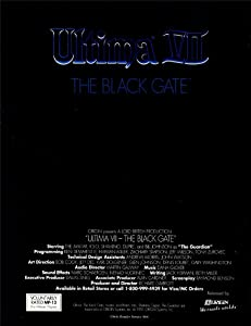 Watch new movies english online Ultima VII: The Black Gate [1680x1050]