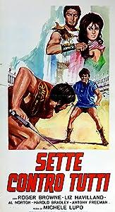 Divx full movie downloads Sette contro tutti Italy [XviD]