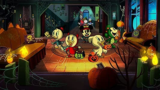 Top 10 movie downloads The Scariest Story Ever: A Mickey Mouse Halloween Spooktacular! [avi]