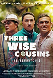 Three Wise Cousins Poster