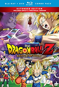 Primary photo for Dragon Ball Z: Battle of Gods - The Voices of Dragon Ball Z