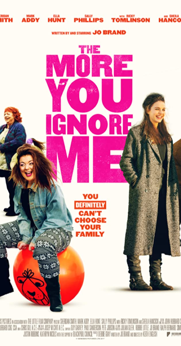Subtitle of The More You Ignore Me