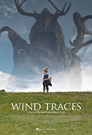 Wind Traces Poster