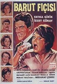 Barut fiçisi Poster