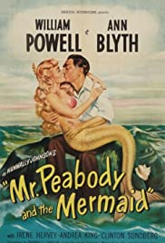 Mr. Peabody and the Mermaid Poster