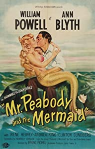 Old english movie downloads Mr. Peabody and the Mermaid by Ken Annakin [iPad]