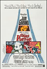 Gay Purr-ee (1962) Poster - Movie Forum, Cast, Reviews